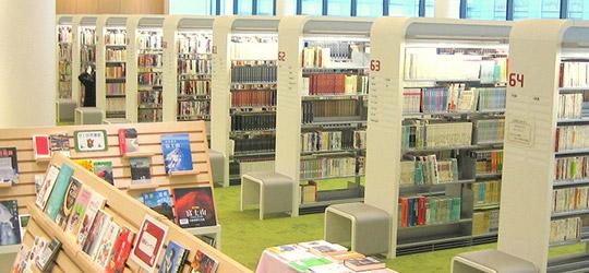 福知山市立図書館